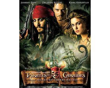 Pirates des Caraïbes – Le secret du coffre maudit