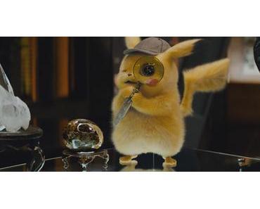 Nouvel extrait VO pour Pokémon Détective Pikachu de Rob Letterman