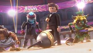Première bande annonce pour Playmobil, Film Lino DiSalvo