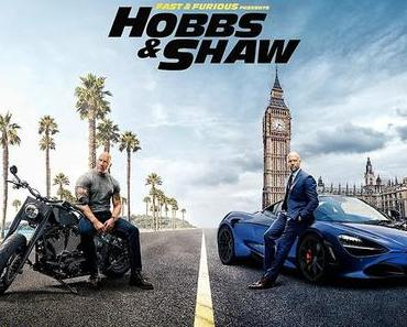 Fast and Furious: Hobbs and Shaw : nouvelle bande annonce !