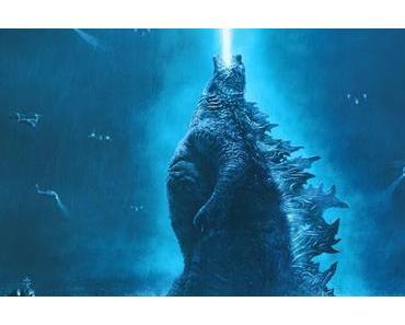Nouvelle affiche US pour Godzilla 2 : Roi des Monstres de Michael Dougherty