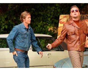 Nouvelle image officielle pour Once Upon a Time in Hollywood de Quentin Tarantino