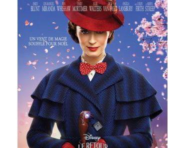 Le Retour de Mary Poppins (2018) de Rob Marshall