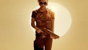 Première affiche teaser pour Terminator Dark Fate Miller