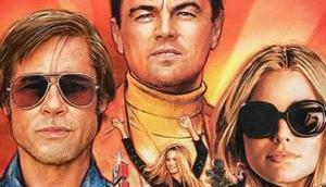 Nouvelle affiche pour Once Upon Time Hollywood Quentin Tarantino