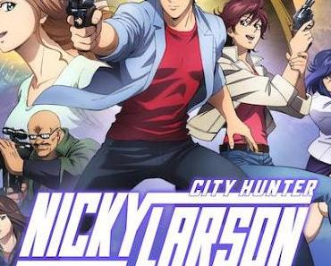 [CRITIQUE] : Nicky Larson Private Eyes