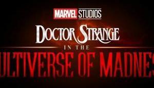 Premier logo officiel pour Doctor Strange Multiverse Madness Scott Derrickson