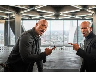 Fast & Furious : Hobbs & Shaw de David Leitch