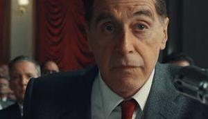 Nouvelle image officielle pour Irishman Martin Scorsese