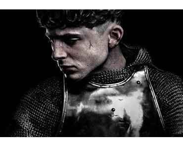 Première affiche teaser US pour The King de David Michôd