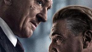 Affiche pour Irishman Martin Scorsese