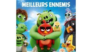 Angry Birds Copains comme Cochons (2019) Thurop Orman