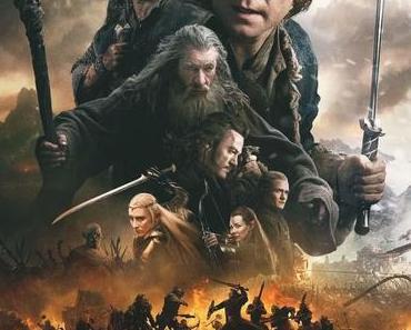 Le Hobbit : la bataille des 5 Armées (2014) de Peter Jackson