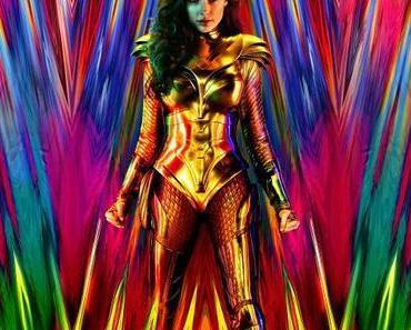 Première bande annonce pour Wonder Woman 1984