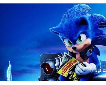 Nouvelle affiche internationale pour Sonic le Film de Jeff Fowler