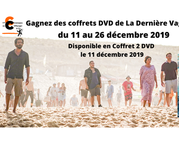 LA DERNIÈRE VAGUE (Concours) 3 Coffrets DVD à gagner