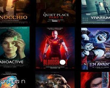 Récapitulatif des Fucking Critiques des sorties ciné - Mars 2020