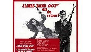 Service Secret Majesté (1969) Peter Hunt