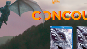 [CONCOURS] Gagnez Blu-ray™ film DragonHeart Vengeance