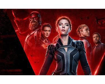 Nouvelle affiche US pour Black Widow de Cate Shortland