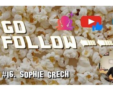 [GO FOLLOW] : Épisode #16. Sophie Grech