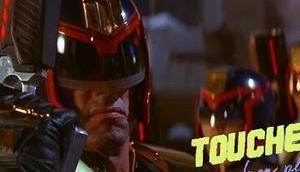 [TOUCHE PLUS 90ϟs] #80. Judge Dredd