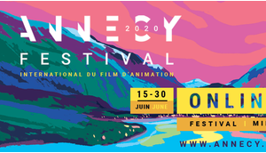 Festival Animation Annecy 2020 version Online
