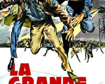 Soirée de réouverture du Méliès à Caluire  un classique du cinéma,La Grande Evasion, le 22 juin à 20h00