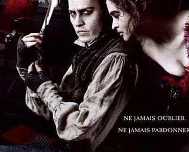 Sweeney Tood, le Diabolique Barbier de Fleet Street (2007) de Tim Burton