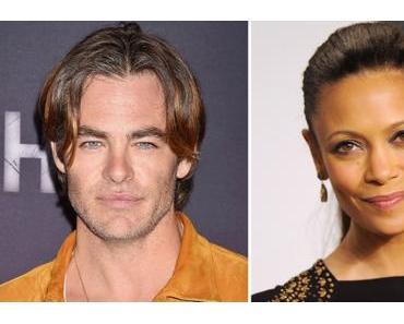 Chris Pine et Thandie Newton en vedette du thriller All The Old Knives ?