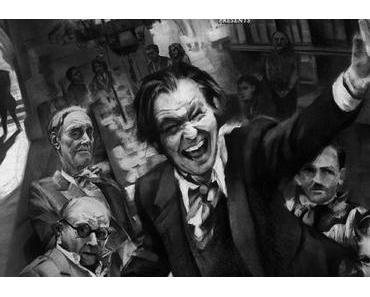 Affiche US pour Mank de David Fincher