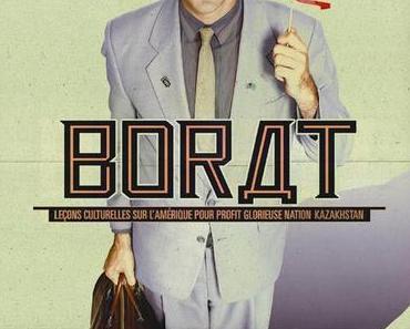 Borat (2006) de Larry Charles