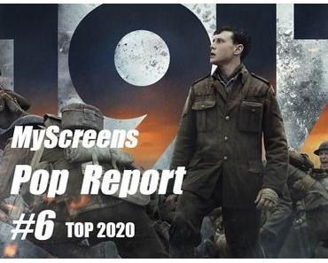 Podcast – le Pop Report #6 – Top 2020