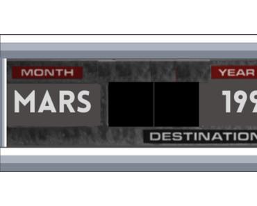 QUELQUE PART DANS LE TEMPS… MARS 1994
