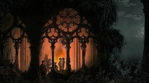 Architecture littérature gothiques