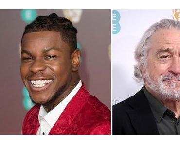 John Boyega et Robert De Niro au casting de The Formula signé Gerard McMurray ?