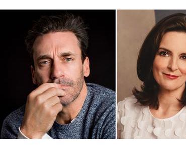Jon Hamm et Tina Fey au casting de Maggie Moore (s) signé John Slattery ?