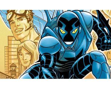 Vers une adaptation du comic book Blue Beetle signé Angel Manuel Soto ?