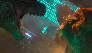 Nouvel extrait pour Godzilla Kong signé Adam Wingard