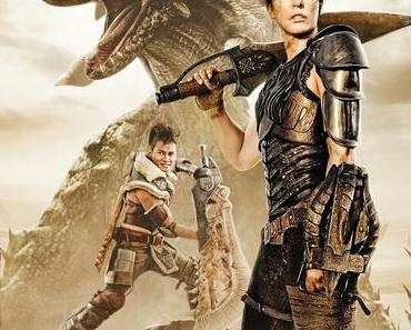 Monster Hunter (2021) de Paul W.S. Anderson