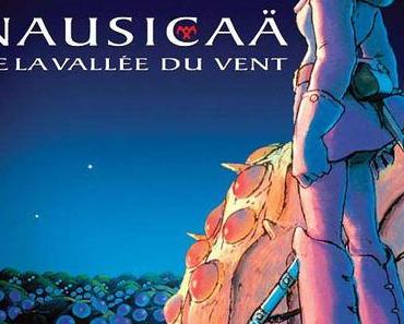 Nausicaä de la Vallée du Vent (1984) de Hayao Miyazaki