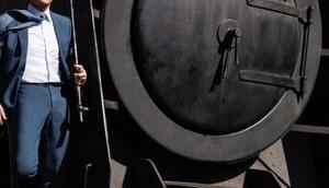 Nouvelle image officielle pour Mission Impossible Christopher McQuarrie