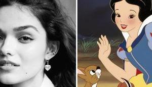 Blanche-Neige Rachel Zegler vedette live-action Disney signé Marc Webb