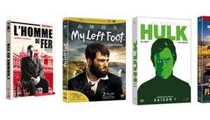 Chroniques Cliffhanger (Concours) Blu-Ray gagner avec ÉLÉPHANT FILMS