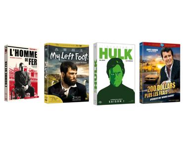 Les Chroniques de Cliffhanger & Co ont 10 ANS (Concours) Des DVD et des Blu-Ray à gagner avec ÉLÉPHANT FILMS