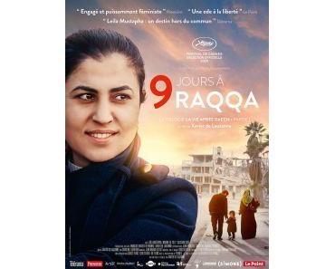 9 JOURS A RAQQA (Critique)