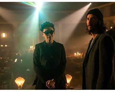 Nouvelles images officielles pour Matrix Resurrections de Lana Wachowski